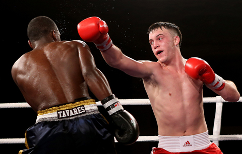 Mouth-watering clash between British Lionhearts and Germany