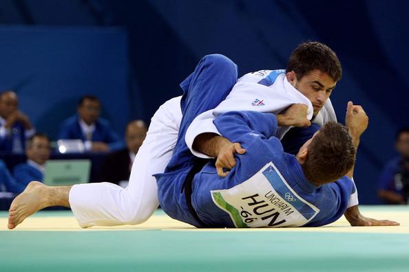 Judo Grand Slam/Judo training Korea