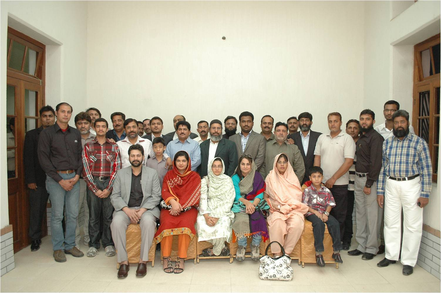Sindh Archery Association Elected office bearers