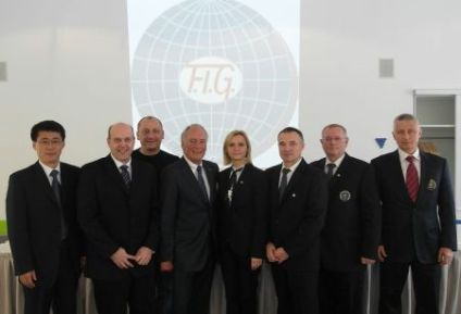 FIG Trampoline International Judges' Course