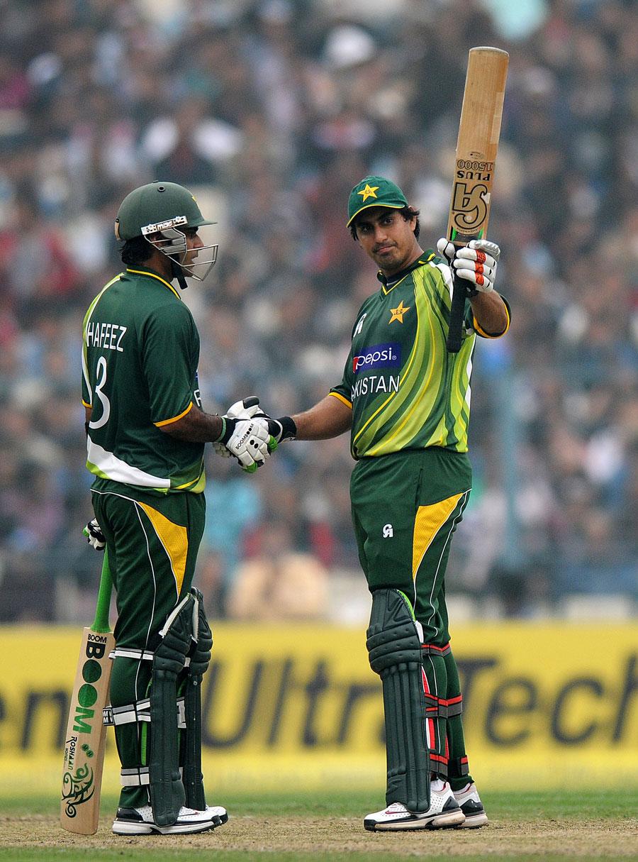 Pakistan takes series as India batting fails