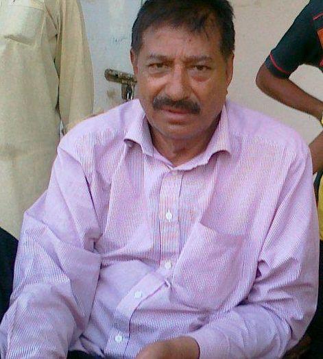 Muhammad Aslam Roda passes away