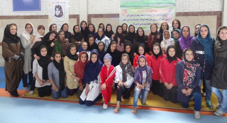 Aerobic Gymnastics in the Republic of Iran