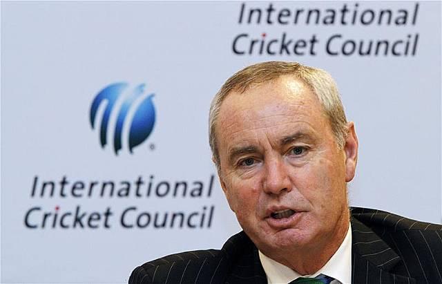 ICC President thanks BCCI, MCA and OCA