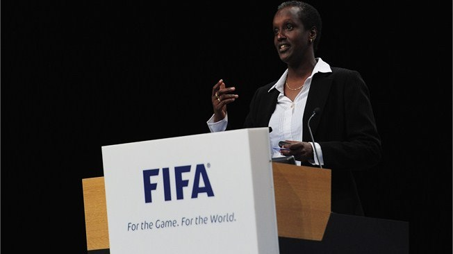 Four female nominees for FIFA EC election
