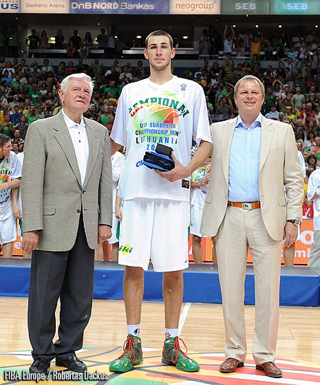 FIBA Europe Young Men's Player of the Year