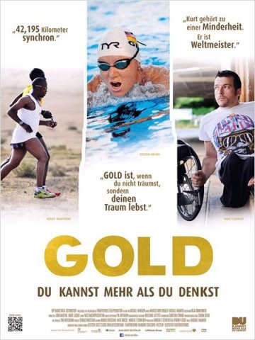 Gold-You can do more than you think