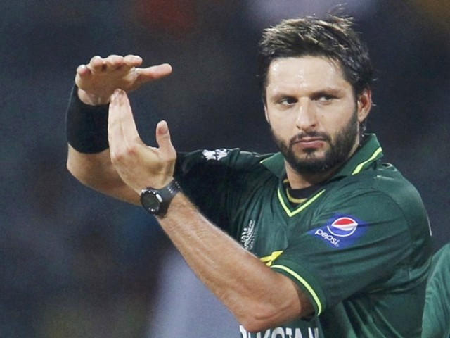 Interview with Cricketer Shahid Khan Afridi