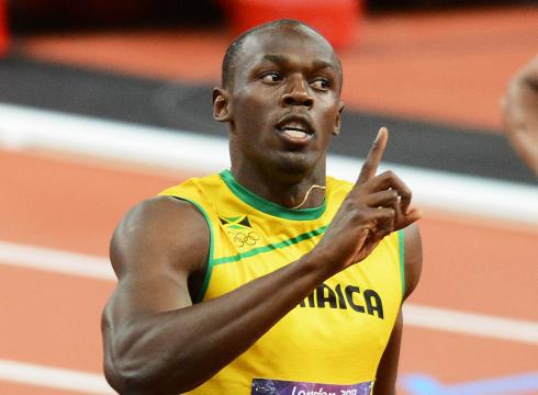 Usain BOLT (JAM) on the Commonwealth Games, football and retirement