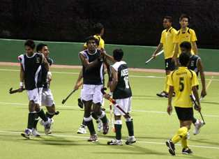 National Junior & U-16, Hockey Trials
