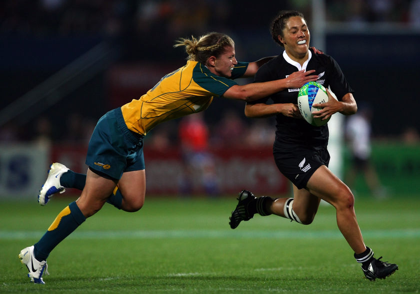 IRB Women's Rugby World Cup 2014