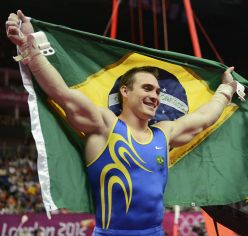 Zanetti elected to BOC Athletes' Commission