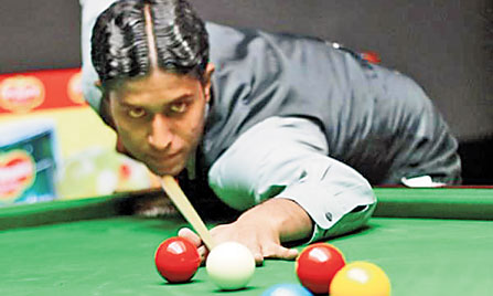 World # 1 Snooker Champion Mohammad Asif