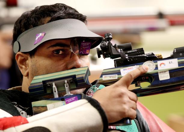 2014 IPC Shooting World Championships
