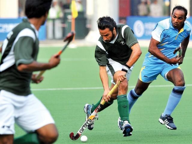 Pak India Hockey series postponed