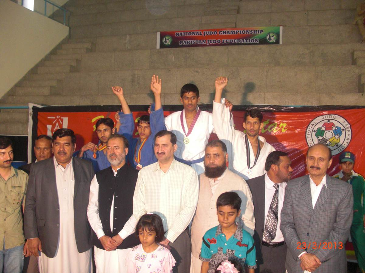 KP Judo team's historic performance