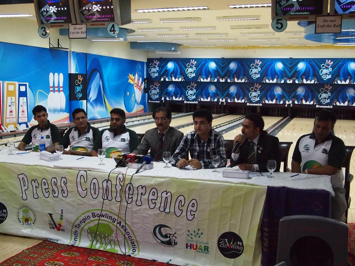 Kuwait Open International Tenpin Bowling