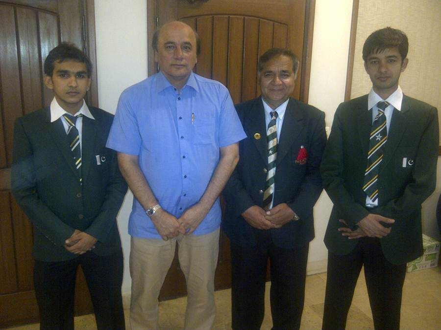 National Junior Snooker team leaves for India