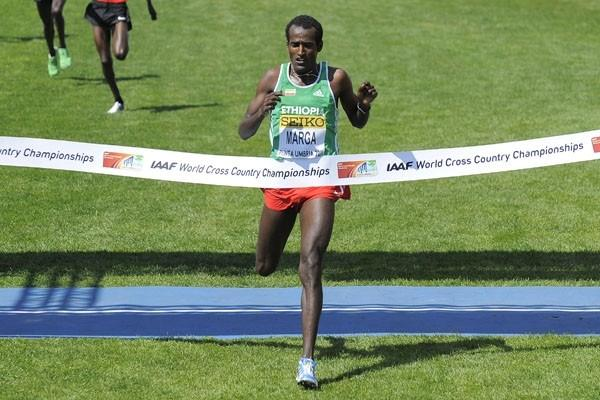 Merga motivated to defend his Cross Country title