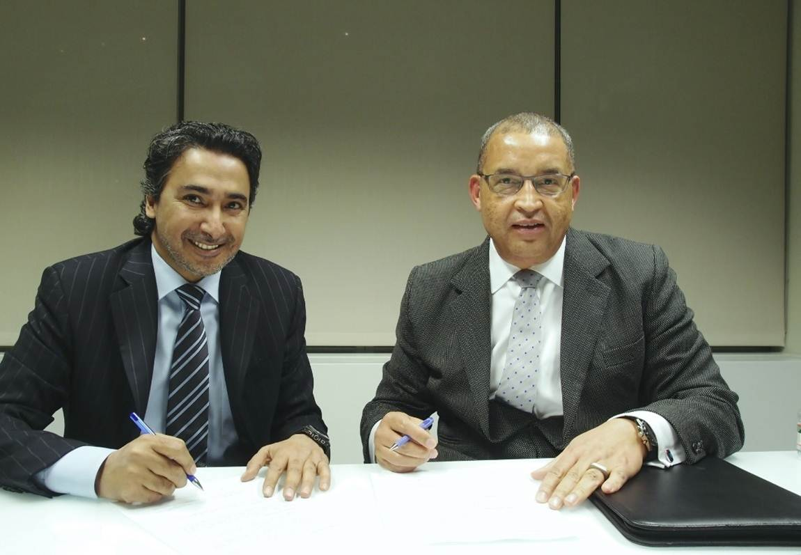 The ICSS signs cooperation agreement