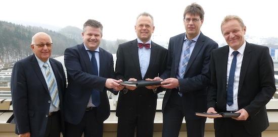 ITTF Renews Sponsorship Agreement