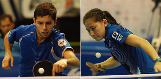 Youth Triumphs at ITTF Latin American Championships