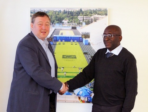 Partnership agreement with OlympAfrica