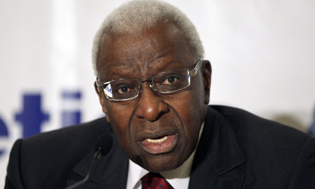 President Diack condemns attack in Boston