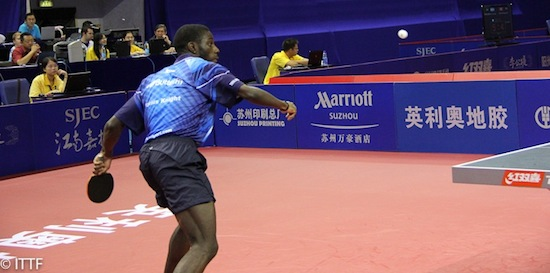 ITTF Signs on New Flooring Sponsor Enlio