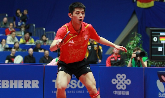 ITTF Secures Long Term Sponsorship Deal