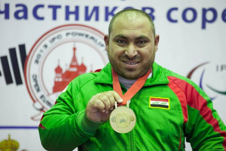 Iraq's Al-Ajeeli and Azerbaijan's Huseynov lift equivalent