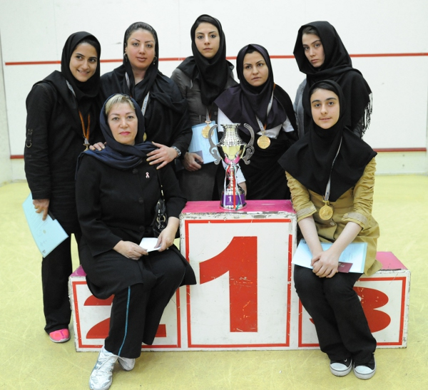 Women Squash: Iran Squash Boasts Record Growth
