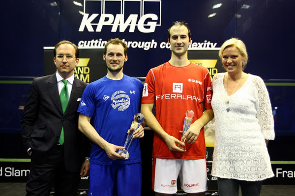 Inaugural KPMG Grand Slam Cup in Frankfurt