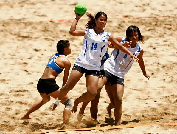 Draw for Beach Handball at the World Games