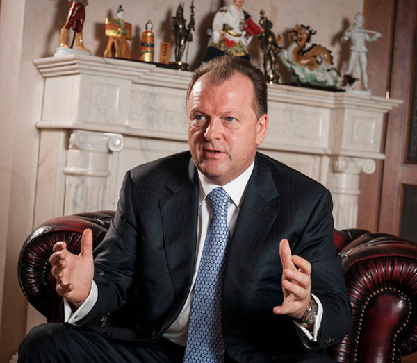 Marius Vizer Candidate for SportAccord Presidency