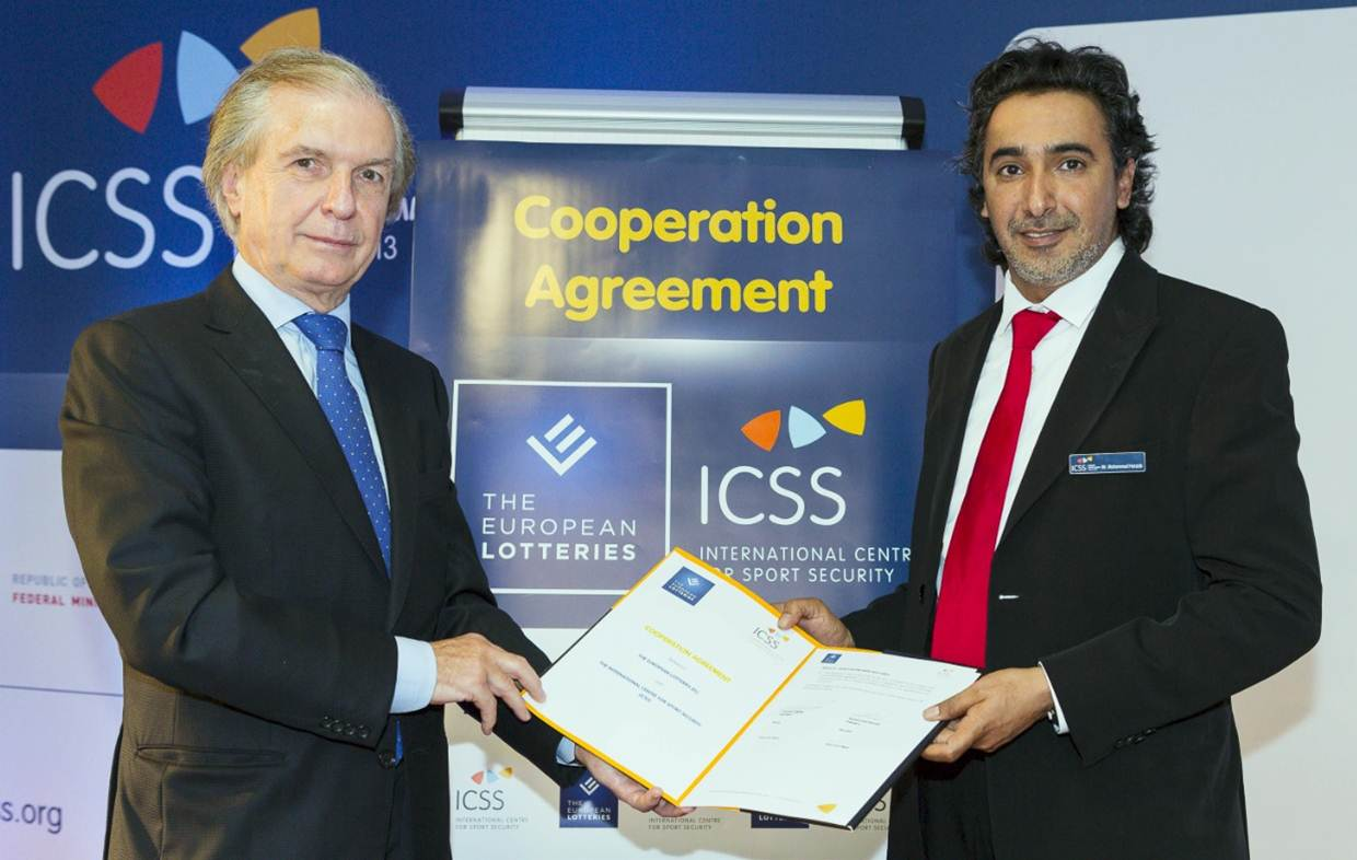 ICSS signs cooperation agreement with TEL