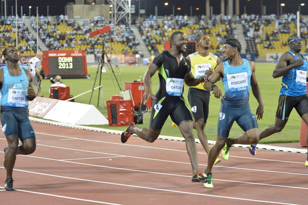 Spectacular Doha kick-starts Diamond League
