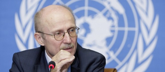 Wilfried Lemke Reappointed As Un Special Adviser The