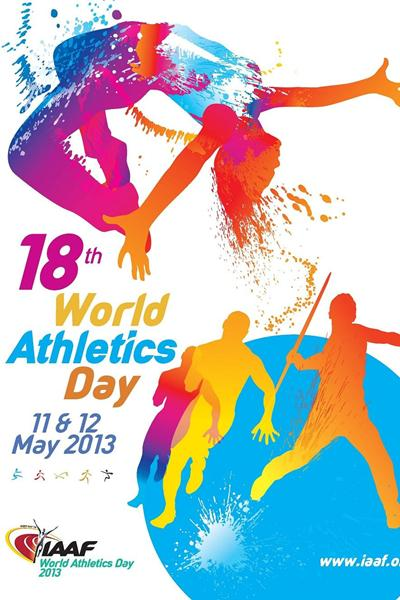 122 Members signup for IAAF World Athletics Day