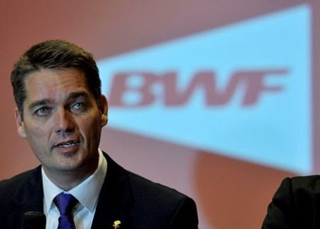 Poul-Erik of Denmark is the new President of BWF