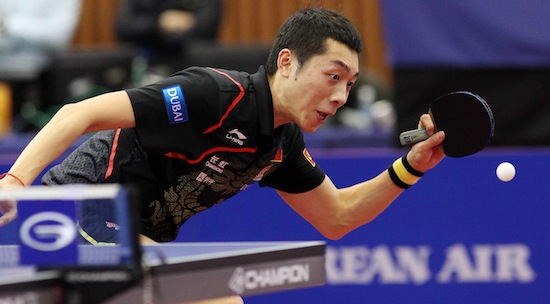 ITTF releases May World Ranking
