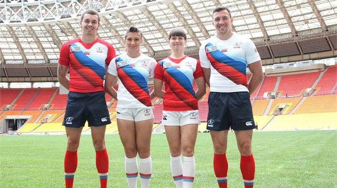 Rugby joins sporting family in getting active