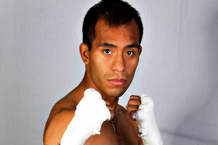 """Emigdio looking forward """"to fighting best in the world"""""""
