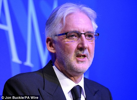 President of British Cycling Brian Cookson
