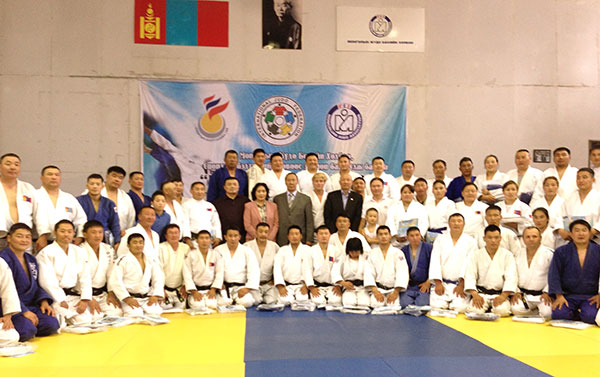 Judo: Mongolian Judo is Ready for the Next Step