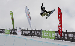 FIS Freestyle&Snowboard World Cups start action
