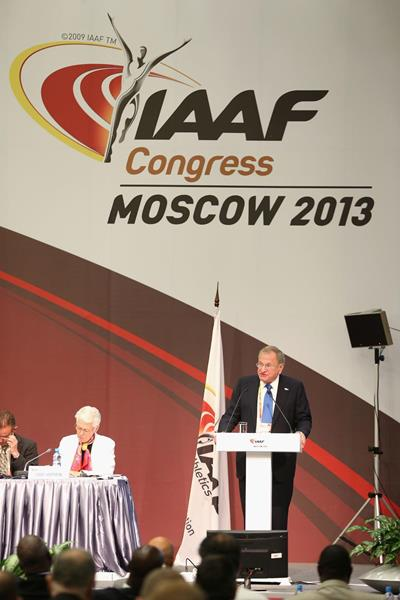 1st IAAF World Athletics Forum