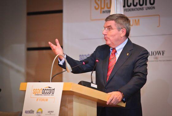 SportAccord & ANOC Sign Partnership Agreement