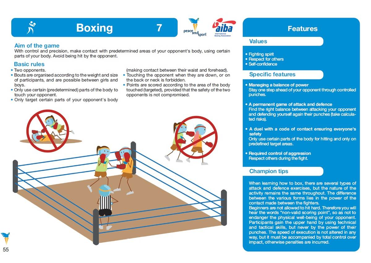 Peace and Sport Adapted Sport Manual