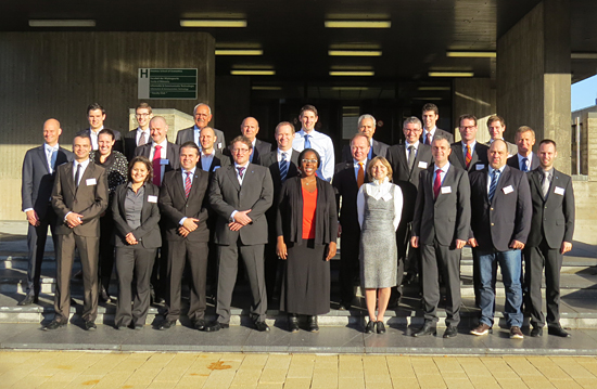 EUSA Convention held in Rotterdam